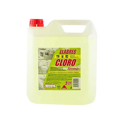 Cloro Aroma, 5 Litros