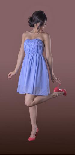 Vestido de Dama Akalia
