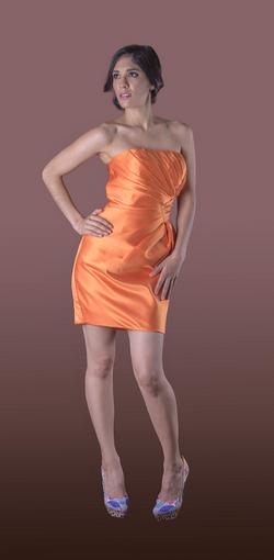 Vestido de Dama Adalia