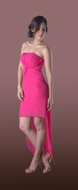 Vestido de Dama Adrina