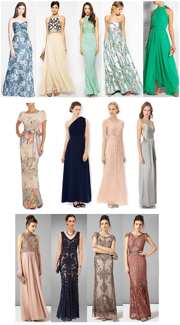 Como ir vestida para una boda de dia