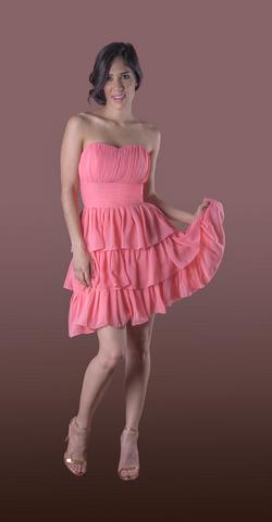 Vestido de Dama Adaya