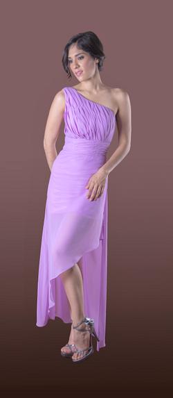 Vestido de Dama Agamia