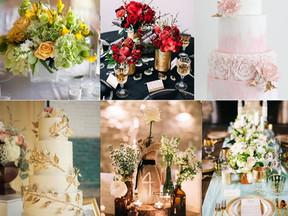 6 colores que serán tendencia este 2019 ¡pinten de colores la boda!