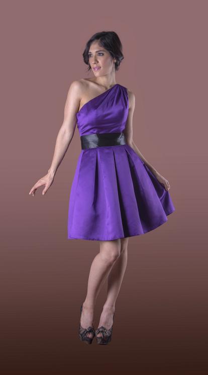 Vestido de Dama Adima