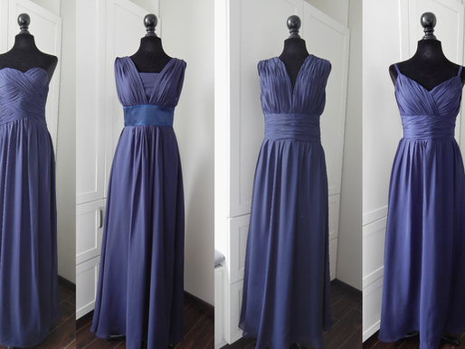 La Travesía de los Vestidos de Dama