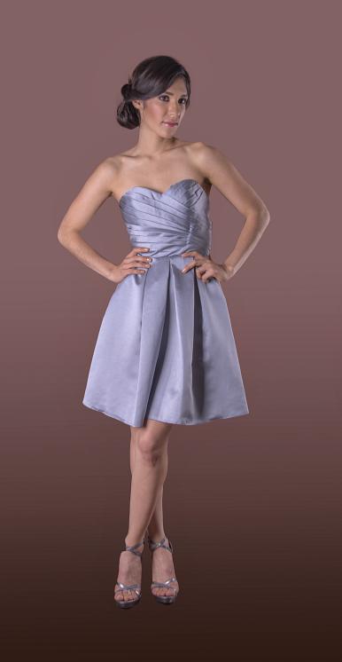 Vestido de Dama Aiyoka