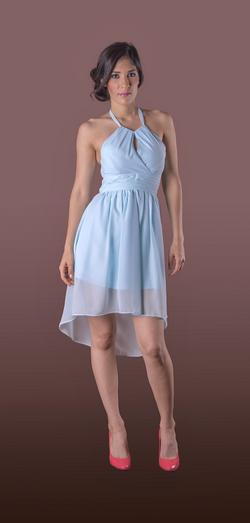 Vestido de Dama Aizaba