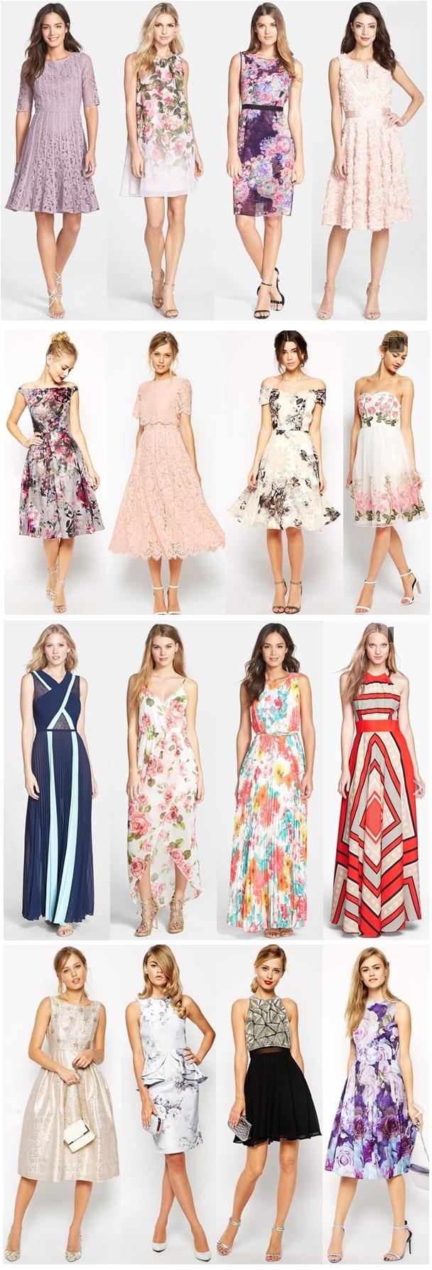 Vestidos De Moda Para Fiesta En Jardin Vestidos De Punto 2019
