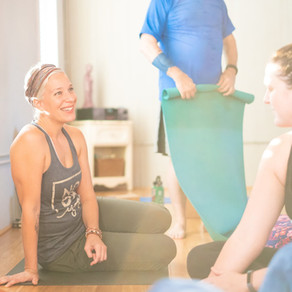 My First Time at NoDa Yoga | By: Erin Garber