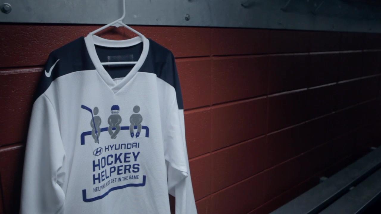 HYUNDAI Hockey Helpers - Dattu