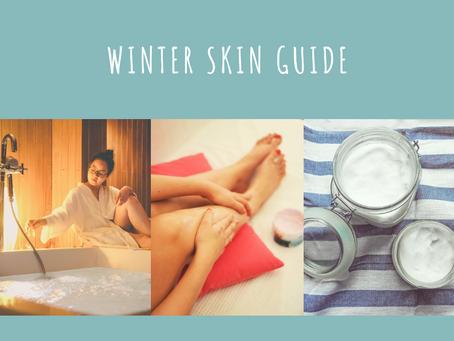 Winter skin guide