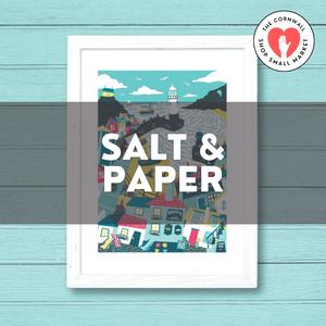 Salt & Paper