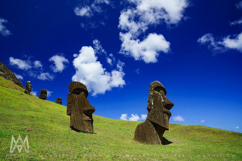 47 | Famous Moai | Rapa Nui