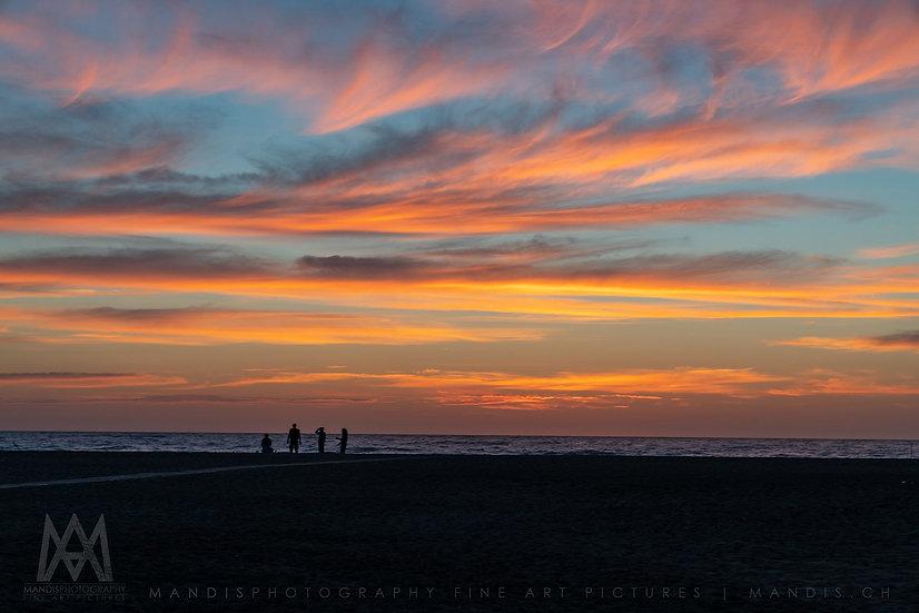 99 | Glowing Sky Enjoyment |  Sardegnia