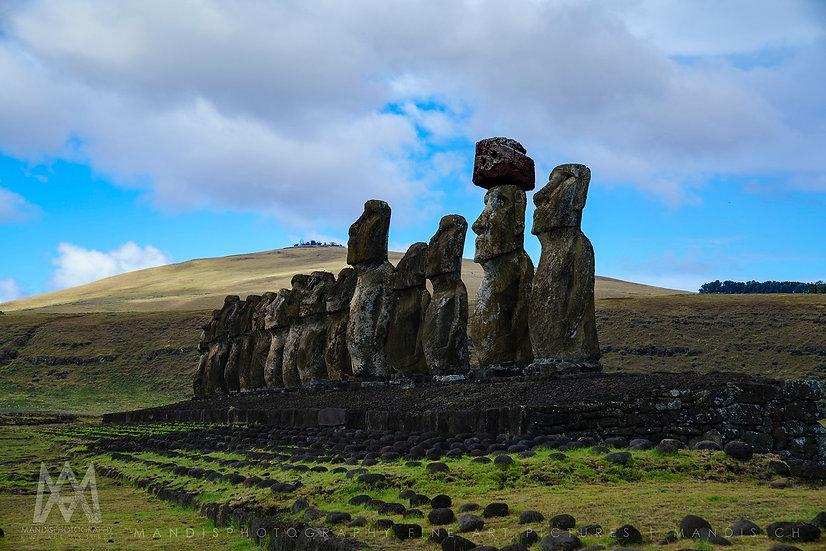 42 | Moaigaze | Rapa Nui
