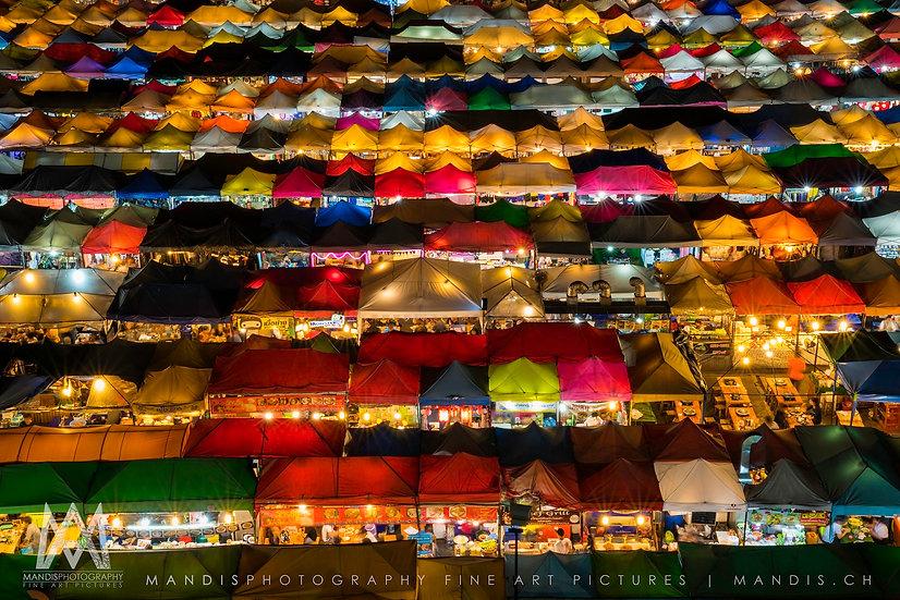 18 | Ratchada Market |  Bangkok
