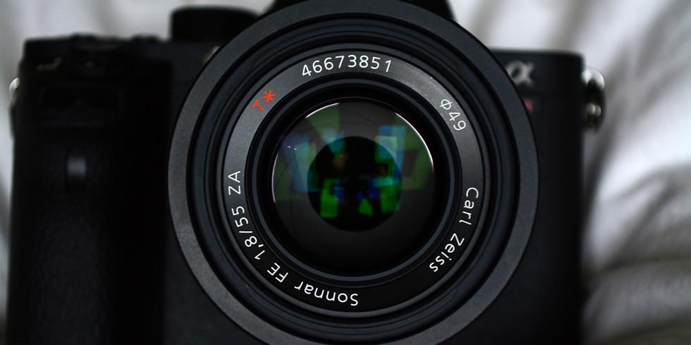 Grundlagen der Fotografie Privatcoaching / Workshop