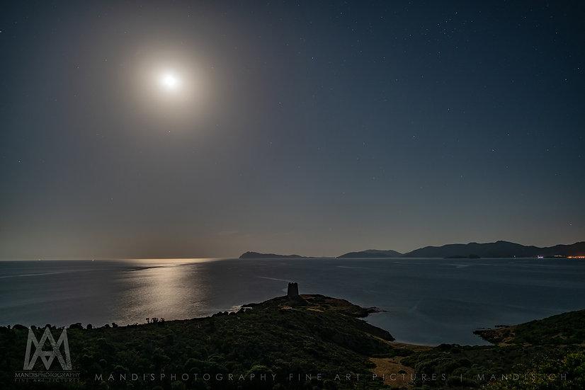 98 | Moonlight |  Sardegna
