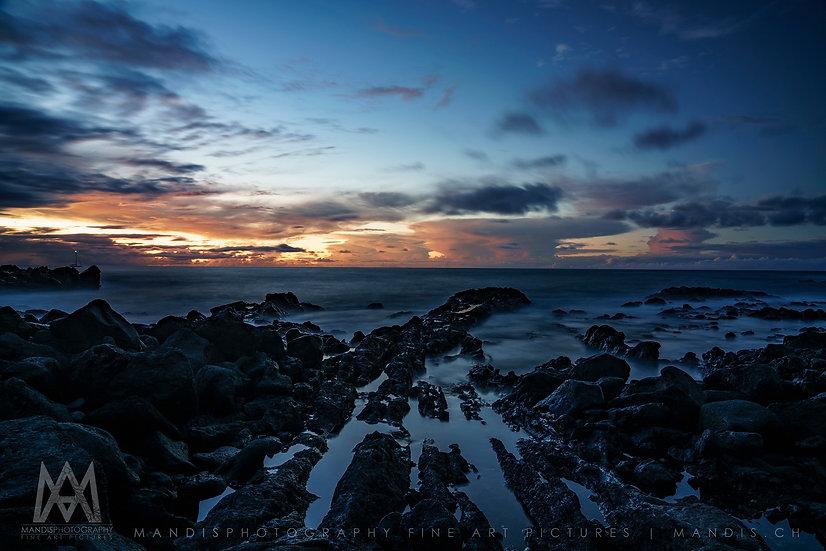 43 | Pazific Sunset |  Rapa Nui