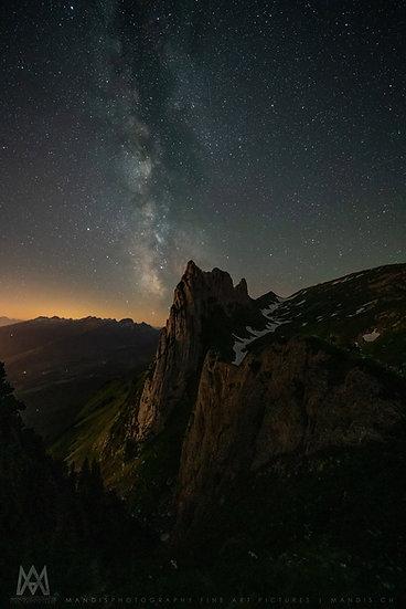 103 | Saxer Lücke by Night |  Schweiz
