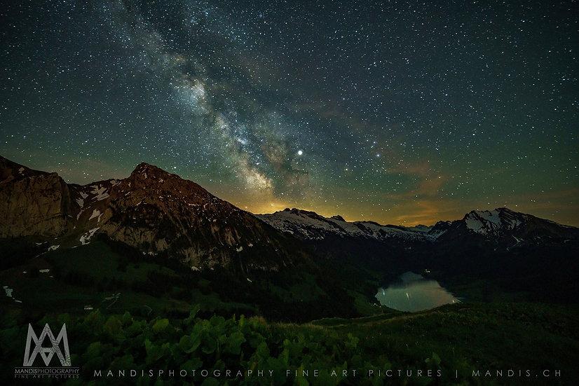 78 | Galaxy & Landscape |  Brüschstockbügel