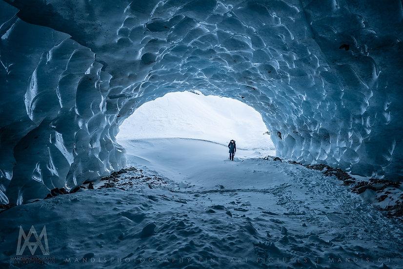 113   Blue Ice Cave    Schweiz