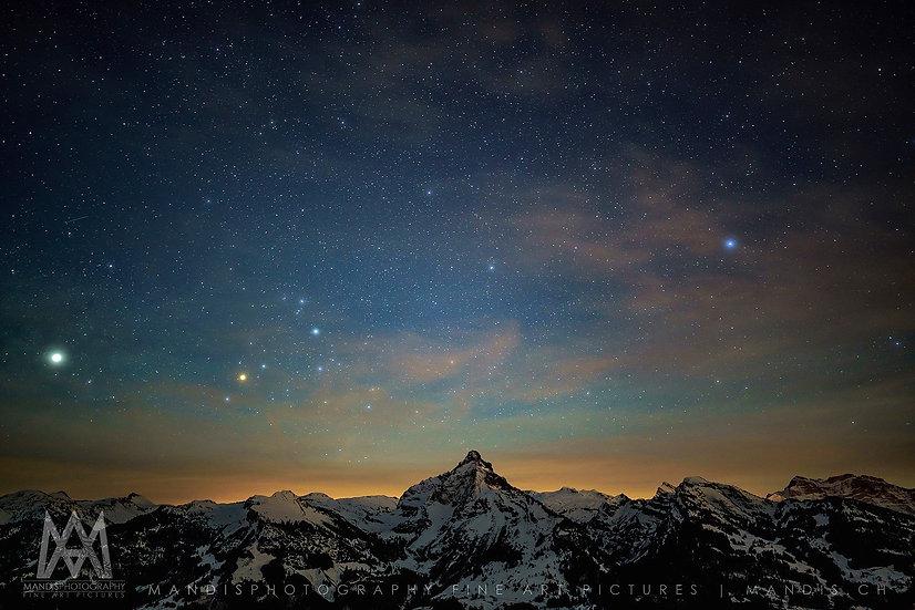59 | Mountain Against Lightpollution |  Amden