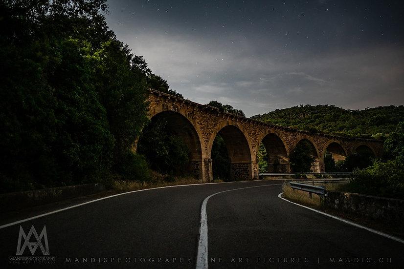 100 | Night Viadukt |  Sardegna