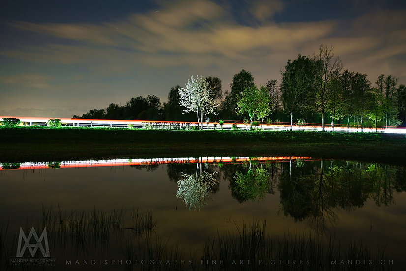 74 | Night Reflexions |  Uster
