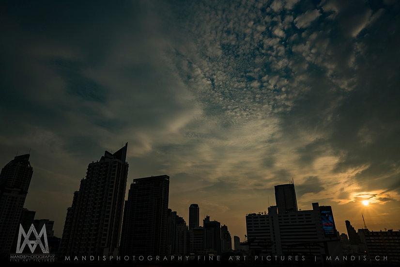 19 | Sunset Skyline |  Bangkok