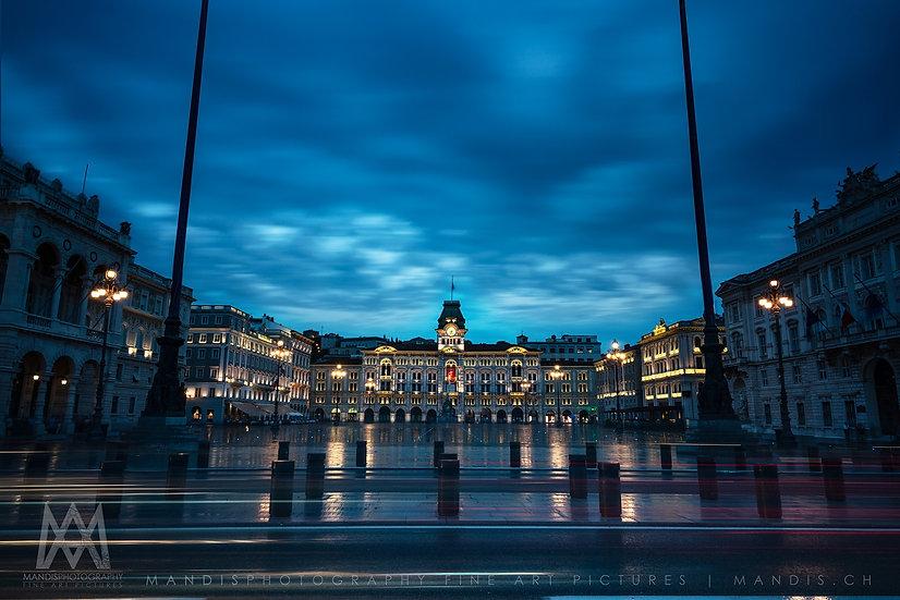108 | Blue Trieste | Italien