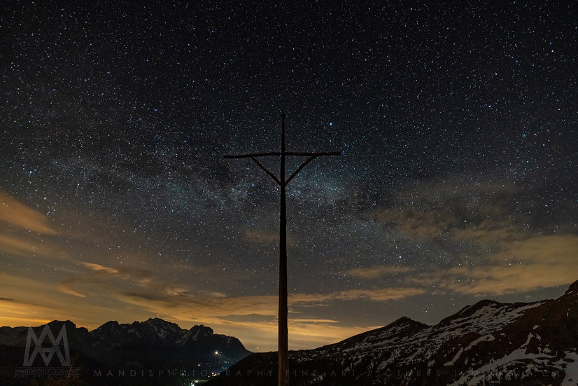 117 | Starry Sky |  Schweiz