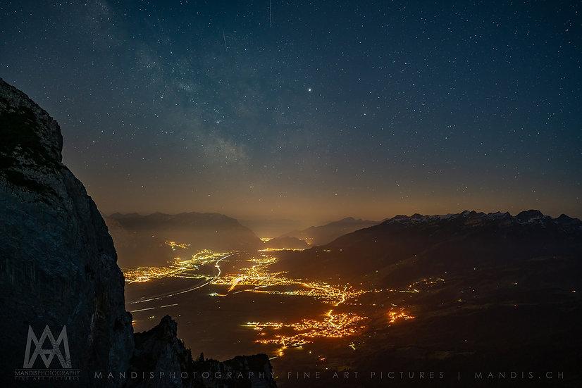 101 | Top of the Mountain | Saxer Lücke