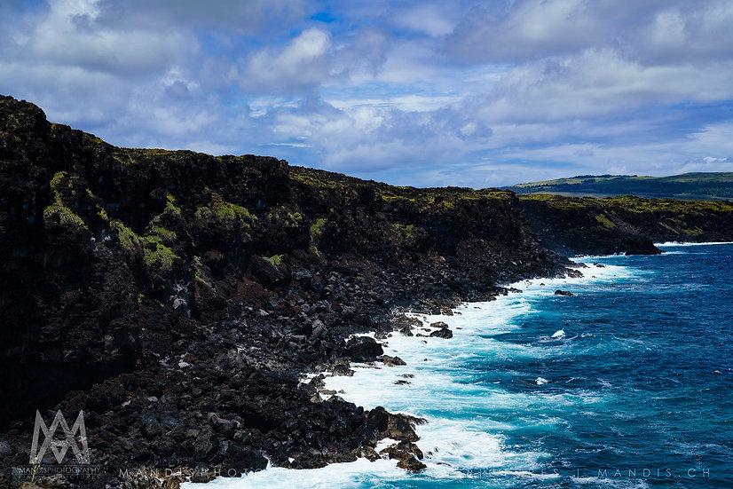 41 | Rocky Landscape |  Rapa Nui
