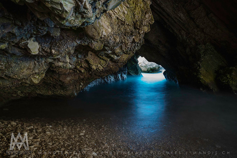 28 | Cave of Myrtos | Kefalonia