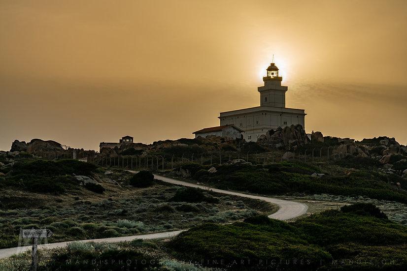 90 | Sun Lighthouse |  Capo Testa