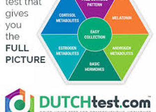 Dutch Complete Hormone test & 30 Minute Follow-up Virtual Consultation