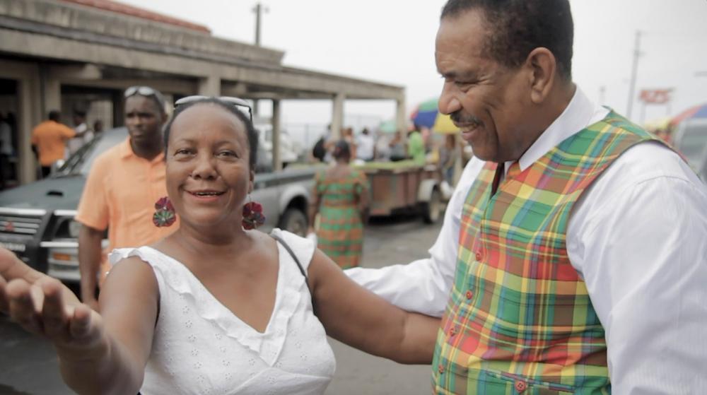 screenshot of award-winning documentary The iD Project