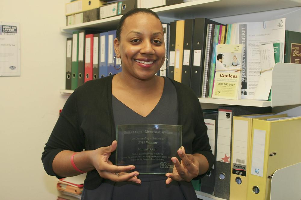 Miranda-Grell-Award