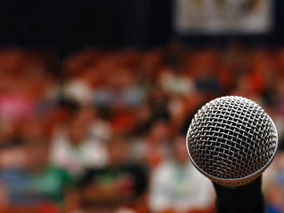 Why public speaking is important for your personal brand