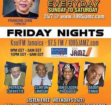 KoolFM Jamaica - 97.5 FM / 1095JAMZ.com