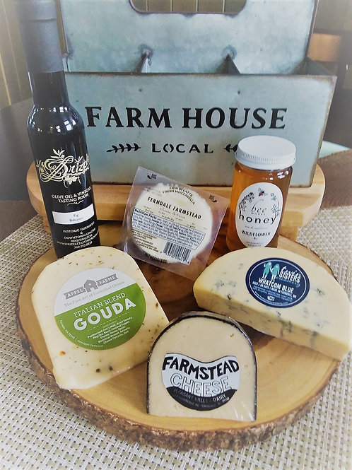 Local Cheese Collection!