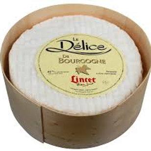 Delice de Bourgogne  Brie