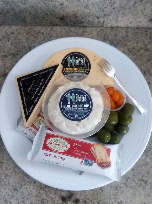 Cheese Tray with Dip