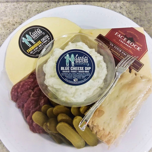 Game Day Cheese Tray!