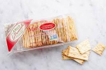 La Panzanella Mini Crackers - 6 oz