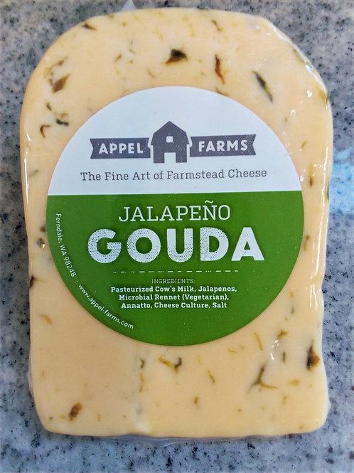 Appel Farms Jalapeno Gouda - 7 oz