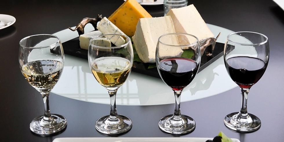 International Wine and Cheese