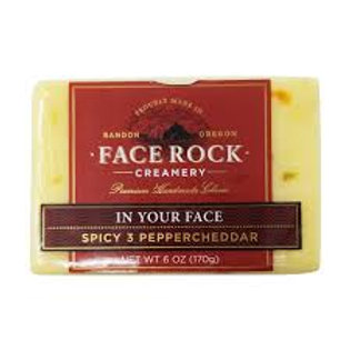 Facerock In-Your-Face Spicy Cheddar